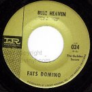 NM IMPERIAL 024 FATS DOMINO Blue Heaven ~ Country Boy