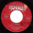 IMPERIAL X5417 FATS DOMINO Blue Monday/Whats The Reason