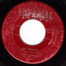 IMPERIAL X5375 FATS DOMINO Bo Weevil/Dont Blame It On
