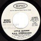 PROMO M- EPIC 10975 45 REO SPEEDWAGON Little Queenie