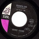 NM IR 66112 45 JOHNNY RIVERS Seventh Son ~ Square Dance