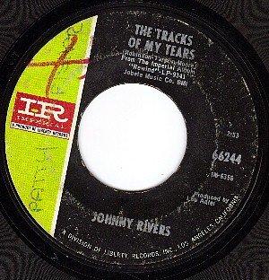 IR 66244 45 JOHNNY RIVERS The Tracks Of My Tears/Medley