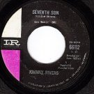 IR 66112 45 JOHNNY RIVERS Seventh Son ~ Un-Square Dance