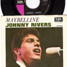 IR 66056 REC+ PS JOHHNY RIVERS Maybelline/Walk Myself