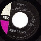 IR 66032 45 JOHNNY RIVERS Memphis ~ It Wouldn't Happen