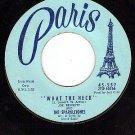PARIS 537 THE SPARKLETONES What The Heck ~ /Boys Do Cry