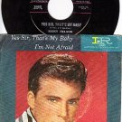 IMPERIAL 5685 45+ PS RICKY NELSON Yes Sir Thats My Baby