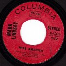 COLUMBIA MARK LINDSAY 4S-45125 Miss America/Small Town