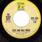 REPRISE 1354 BEACH BOYS Rock n Roll Music/The T M Song