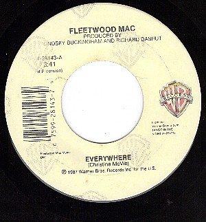 NM WB 7-28143 FLEETWOOD MAC Everywhere ~ When I See You