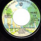 NM 45 WB 8475 ROD STEWART You're In My Heart/You Got A