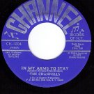 NM CHANNEL 1004 CHANNELLS In My Arms To Stay/Over Again