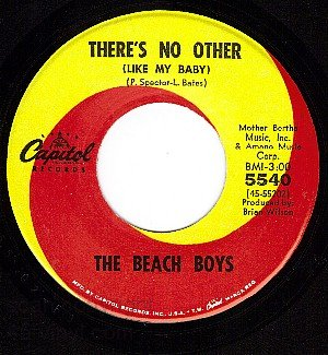 NM CAPITOL 5540 BEACH BOYS There No Other Like My Baby