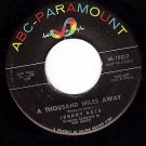 NM ABC 10212 JOHNNY NASH A Thousand Miles Away/Stand By