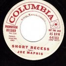 PROMO COLUMBIA 41353 JOE MAPHIS Short Recess ~ Moonshot