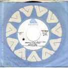 PROMO 45 ARISTA 167 HARVEY MASON Marching In The Street