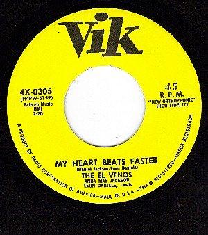 NM VIK 0305 EL VENOS My Heart Beats Faster/You Must Be