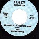 NM 45 ELGEY 1001 DELACARDOS Letter To A School Girl