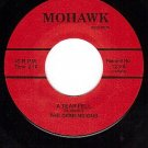 MOHAWK 123 DEMENSIONS A Tear Fell/Zing Went The Strings