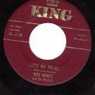 KING 1470 BOYD BENNETT Little Ole You All ~ Seventeen