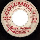 PROMO 41581 BIG TEDDY & THE RAMBLERS Scent Of Mystery