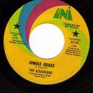 UNI 55124 PROMO THE AQUARIANS ~ Jungle Grass ~ Adela