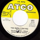 ATCO 6593 JULIE DRISCOLL/TRINITY ~ This Wheels On Fire
