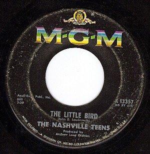 MGM K13357 NASVILLE TEENS Little Bird/Whatcha Gonna Do