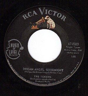 RCA 47-8089 TOKENS Dream Angel Goodnight ~ I'll Do My