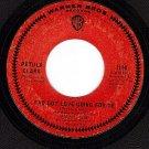WB 7170 PETULA CLARK I've Got Love Going For Me/Kiss Me
