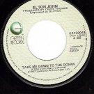 GEFFEN 50049 ELTON JOHN Take Me Down To The Ocean/Empty
