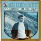 PICTURE SLEEVE PS LIBERTY ~ BOBBY VEE Maybe Just Today