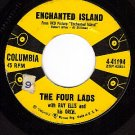 NM COLUMBIA 4-41194 FOUR LADS Enchanted Island ~ Guess
