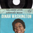 NM MERCURY 71744 DINAH WASHINGTON We Have Love/Looking