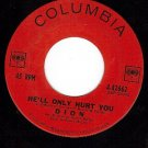 NM COLUMBIA 42662 DION He'll Only Hurt You ~ Ruby Baby