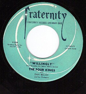 FRATERNITY 752 FOUR KINGS Willingly ~ End Of The World