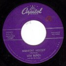CAPITOL F3667 LOU BUSCH Midnight Melody/The Wild Ones