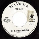 PROMO RCA 47-8711 STEVE BLOOD New Young American ~ I'm