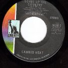 LIBERTY 56180 45 CANNED HEAT 56180 Going Up The Country
