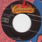R&B Doo Wop 45 rpm THE MOONGLOWS ~ Gee ~ My Imagination