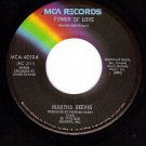 MCA 40194 45 MARTHA REEVES Power Of Love ~ Stand By Me