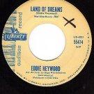 PROMO LIBERTY 55474 EDDIE HEYWOOD Land Of Dreams/Tango