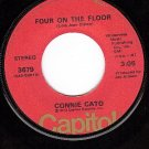 CAPITOL 3679 CONNIE CATO Four On The Floor ~ Good Times
