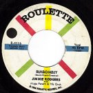 ROULETTE 4116 45 JIMMIE RODGERS Bimbombey/Understand Me