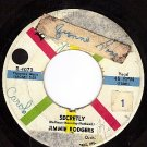 ROULETTE 4070 JIMMIE RODGERS Secretly/Make Me A Miracle