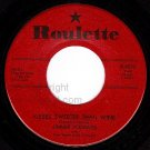 ROULETTE 4031 JIMMIE RODGERS Kisses Sweeter Than Wine