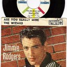 NM PS+ REC 4090 45 JIMMIE RODGERS ~ Are You Really Mine