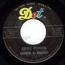 M- DOT 16407 JIMMIE RODGERS Rainbow At Midnight/Rhumba