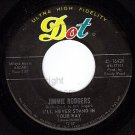 DOT 16428 JIMMIE RODGERS I'll Never Stand In Your Way