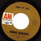 AM 871 45 JIMMIE RODGERS Child Of Clay ~ Turnaround